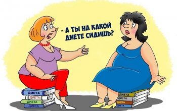 Анекдоты про диету (страница 4)