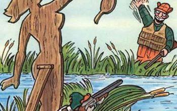 Анекдоты про охоту и охотников