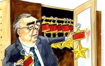 Анекдоты про Брежнева (страница 2)