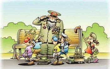 Анекдоты про военных (страница 10)